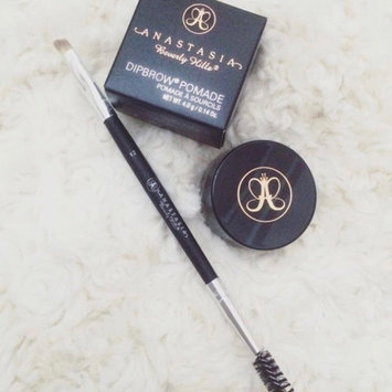 Photo of Anastasia Beverly Hills #12 Large Synthetic Duo Brow Brush uploaded by Vanessa Z.