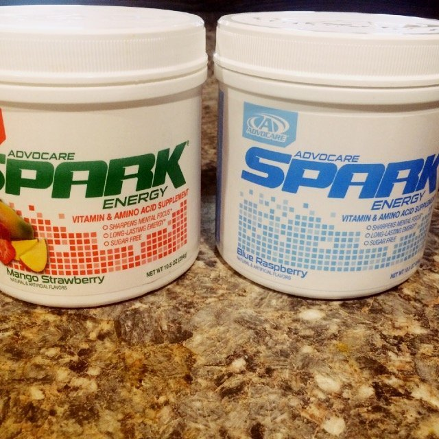 Advocare Spark Energy Drink uploaded by Julia M.