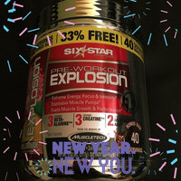 Six Star Pre-Workout Explosion Pink Lemonade Dietary Supplement Powder, 0.61 lbs uploaded by Ashlae G.