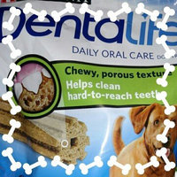 Purina DentaLife Daily Oral Care Large Dog Treats 18 ct Pouch uploaded by Tonya H.