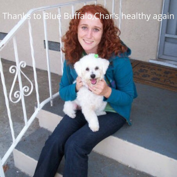 Photo of THE BLUE BUFFALO CO. BLUE™ Divine Delights® Lamb Entrée in Sauce Wet Dog Food uploaded by Meira S.