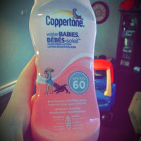 Coppertone Water Babies Water Babies Sunscreen Lotion uploaded by Lacey F.