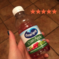 Ocean Spray Cran-Apple Juice Drink uploaded by Virginia B.