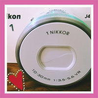 Nikon J4 18.4 MP Digital Camera with NIKKOR 10-30mm Lens - White uploaded by Meghan S.