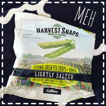 Harvest Snaps Snapea Crisps Lightly Salted uploaded by Jaclyn L.