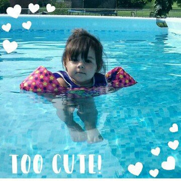 Swim Time Samoan Oval Metal Wall Swimming Pool Package uploaded by carly k.
