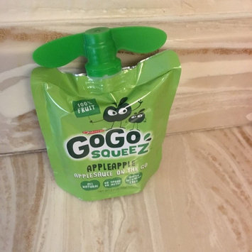 Photo of GoGo SQUEEZ APPLE STRAWBERRY APPLESAUCE ON THE GO uploaded by Perla N.