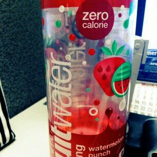 Glaceau Fruit Water Sparkling Zero Calorie Watermelon Punch uploaded by Irene M.