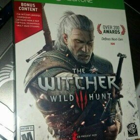 Photo of The Witcher 3: Wild Hunt (XBOX One) uploaded by Chelsea G.