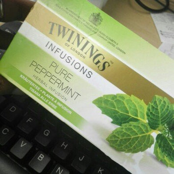 Photo of Twinings Pure Peppermint Tea uploaded by Sisanda M.