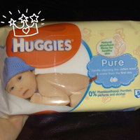 Huggies Soft Skin Baby Wipes with Shea Butter 64 Count Case of 6 uploaded by Saffron S.