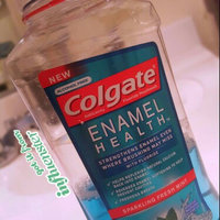 Colgate® Enamel Health™ Mouthwash uploaded by Diana B.