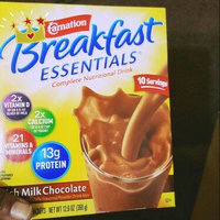 Carnation Breakfast Essentials Complete Nutritional Drink, Packets, Rich Milk Chocolate uploaded by Tammy S.