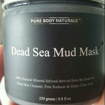 Pure Body Naturals Dead Sea Mud Mask uploaded by Mollie C.