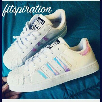 Adidas Boys' Grade School Superstar Casual Shoes, Boy's, White uploaded by Sofia P.