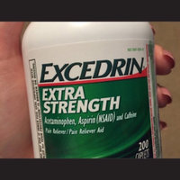 Excedrin Extra Strength Pain Reliever Caplets - 100 Count uploaded by Stacy S.