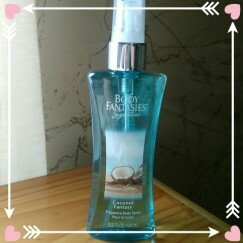 Photo of Body Fantasies Signature Coconut Fantasy for Women by Parfums De Coeur Body Spray 8 oz uploaded by Katelyn V.