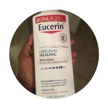 Eucerin Original Moisturizing Lotion uploaded by Coretta A.