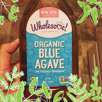 Wholesome Sweeteners Organic Blue Agave Nectar, 36 oz uploaded by Sarah O.