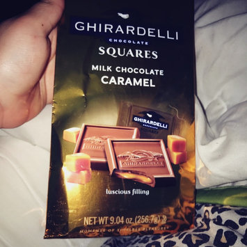 Ghirardelli Chocolate Squares Milk & Caramel uploaded by Joelie T.