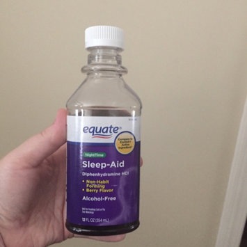 ZzzQuil Nighttime Sleep-Aid Liquid, Warming Berry uploaded by Christi H.