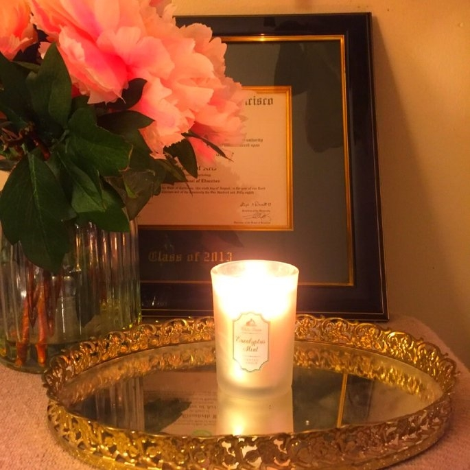 White Barn Lavender Vanilla 14.5 oz 3 Wick Candle Bath & Body Works uploaded by Nora A.