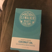 Madam C.J. Walker Beauty Culture Scent & Shine Coconut Oil 0.5 oz uploaded by Wendy H.