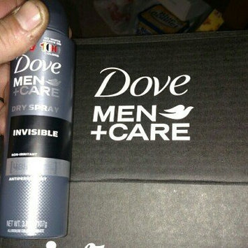 Photo of Dove Men+Care Antiperspirant Dry Spray Invisible uploaded by jerry g.