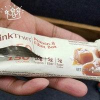 thinkThin Lean Protein & Fiber Bar Salted Caramel uploaded by Samantha R.