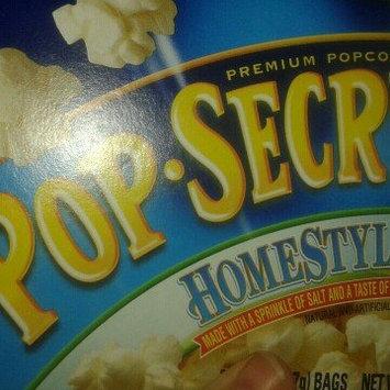 Photo of Pop-Secret Premium Popcorn Homestyle - 3 CT uploaded by sara w.