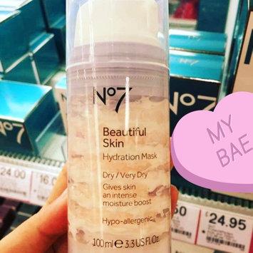 Photo of Boots No7 Beautiful Skin Hydration Mask uploaded by Yaneli