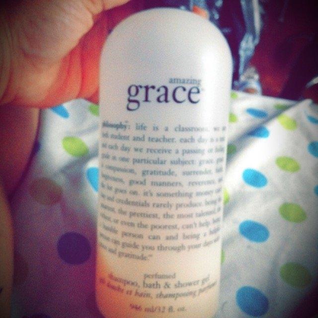 philosophy amazing grace perfumed shampoo bath amp shower philosophy amazing grace shower gel shampoo bath amp shower