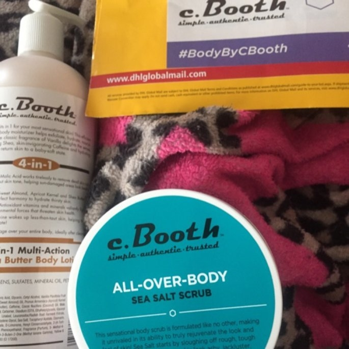 c. Booth All-Over-Body Sea Salt Scrub uploaded by Anjali J.