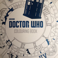 Dr. Who: The Colouring Book uploaded by Laura R.