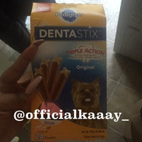 Pedigree® Dentastix® Daily Oral Care Treats uploaded by Khadijah M.