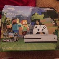 Xbox One S 500GB Minecraft Favorites Bundle, White uploaded by Jamie V.