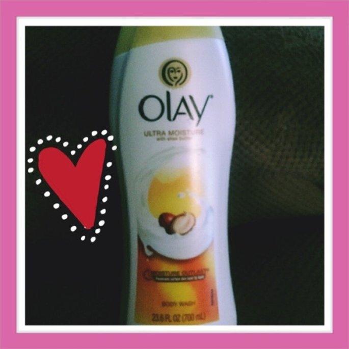 Olay Ultra Moisture Moisturizing Body Wash with Shea Butter 23.6 Oz uploaded by Jordyn G.