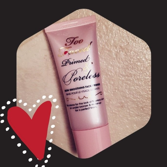 Too Faced  Primed & Poreless Skin Smoothing Face Primer uploaded by Veronica M.