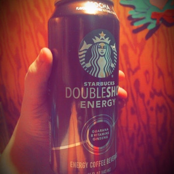 Photo of Starbucks Doubleshot Energy Coffee Drink Mocha uploaded by Shannon H.