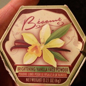Photo of Besame Cosmetics Brightening Face Powder uploaded by Adriana G.