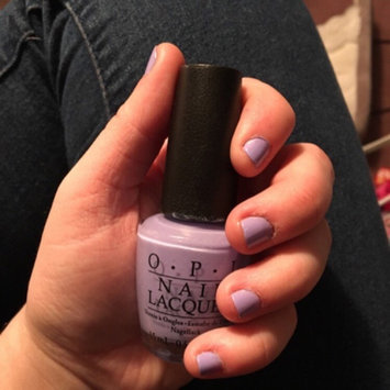 Photo of OPI Nail Polish, You're Such A Budapest, 0.5 fl. oz. uploaded by Sammi P.