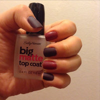 Sally Hansen Big Matte Top Coat Nail Treatment uploaded by Etnia V.