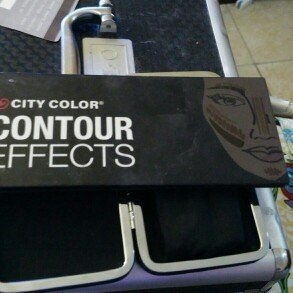 City Color Cosmetics Contour Effects Palette uploaded by Krystina M.