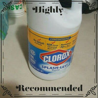 Clorox Splash-Less Bleach uploaded by Faith D.