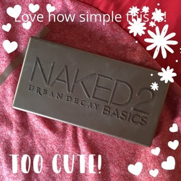 Urban Decay Naked Basics Palette uploaded by Kate S.