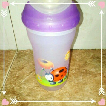 Photo of Nuby 9-Ounce Insulated Clik-It Cool Sipper 2-Pack - Knight & Rocketship uploaded by Yoselin R.