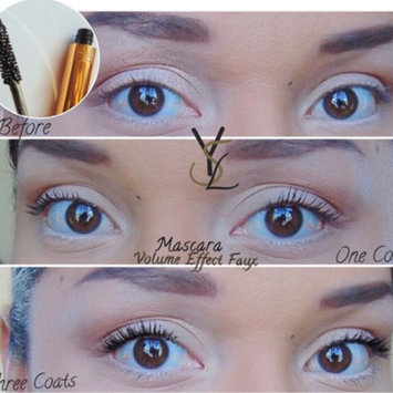Yves Saint Laurent YSL Mascara Singulier Waterproof Exaggerated Lashes - #1 Vibrant Black uploaded by Fatima C.