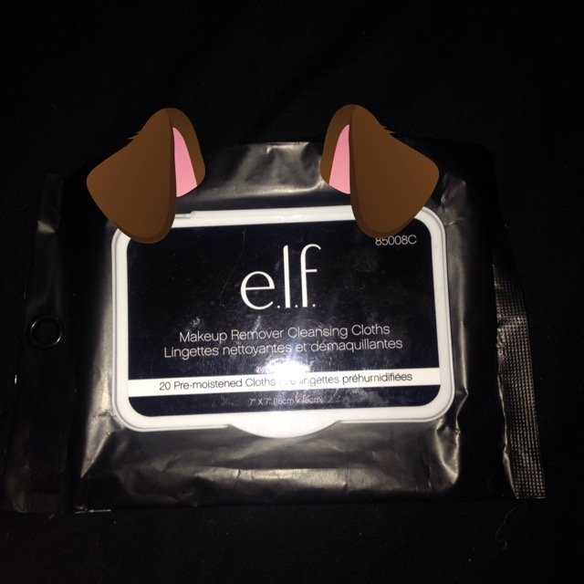 e.l.f. Studio Makeup Remover Cleansing Cloths uploaded by Bre N.