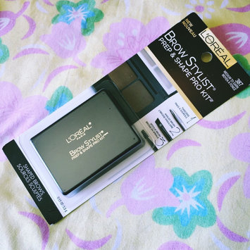 L'Oréal Paris Brow Stylist® Prep & Shape Pro Kit™ uploaded by Leigh P.