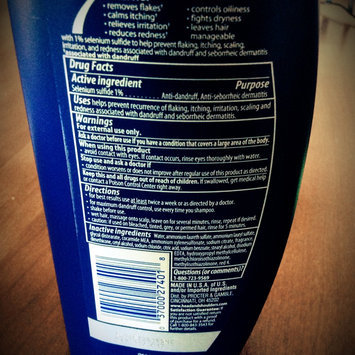 Photo of Head & Shoulders Clinical Strength Dandruff Shampoo uploaded by Andrea G.